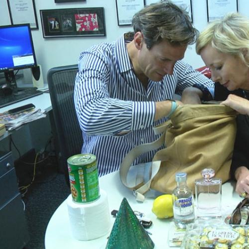 What Does Jonesy Find In Amanda's Handbag???