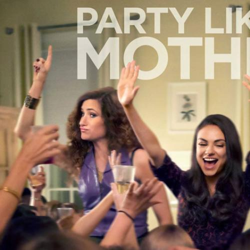 Katherine Tulich Reviews Bad Moms
