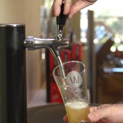 The all-in-one beer machine has arrived