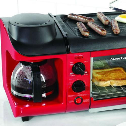 This Retro Three-In-One Cooker Is EVERYTHING!