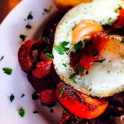 Top Sydney Breakfast pick: Bar Contessa
