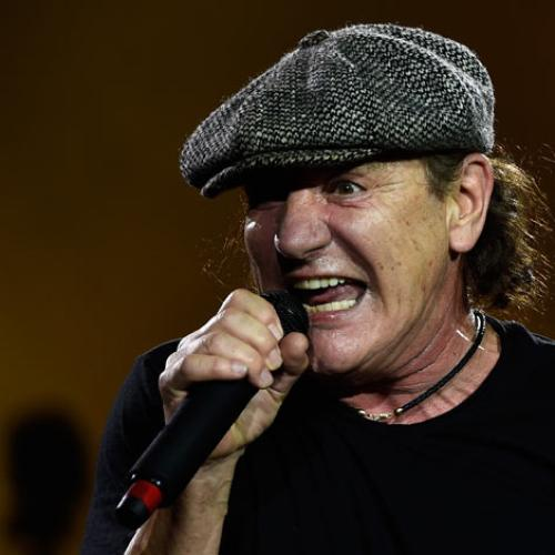 AC/DC's Brian Johnson Has A New Job