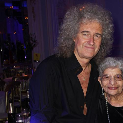 Queen's Brian May Pays Tribute To Freddie Mercury's Late Mum