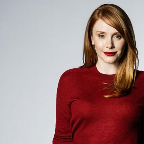 Katherine Tulich Speaks To Bryce Dallas Howard