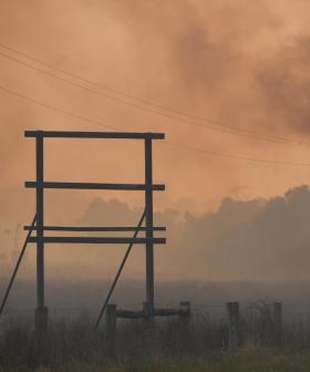 Queensland Bracing For Long & Dry Bushfire Season