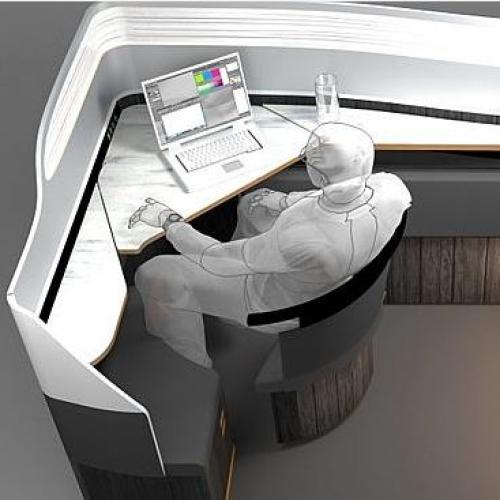 The New Office Suite In Business Class