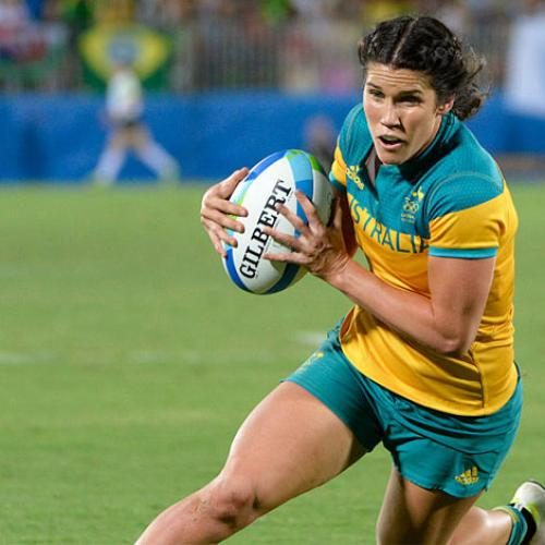 We Speak To Aussie Rugby Gold Medal Winner Charlotte Caslick