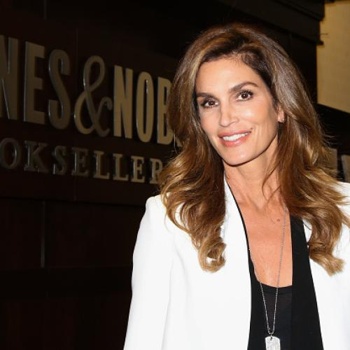 Cindy Crawford, Yolanda Hadid Are Super Proud Mums Right Now
