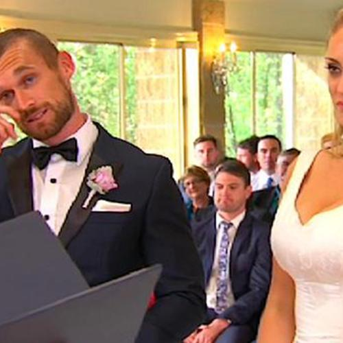 Married At First Sight Contestant Clare Verrall Reveals All