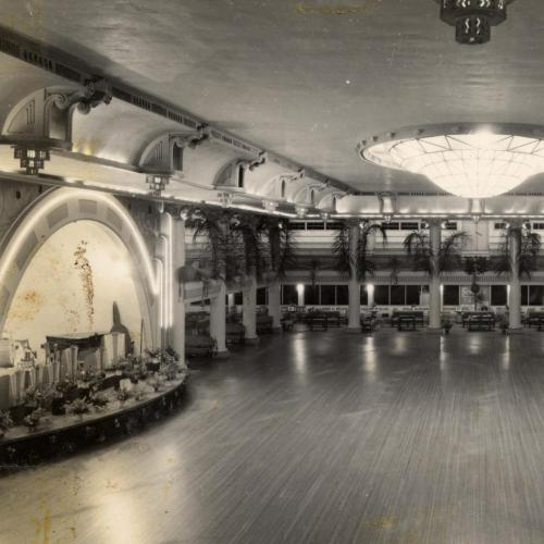 Quirky's Quirk: Cloudland Ballroom