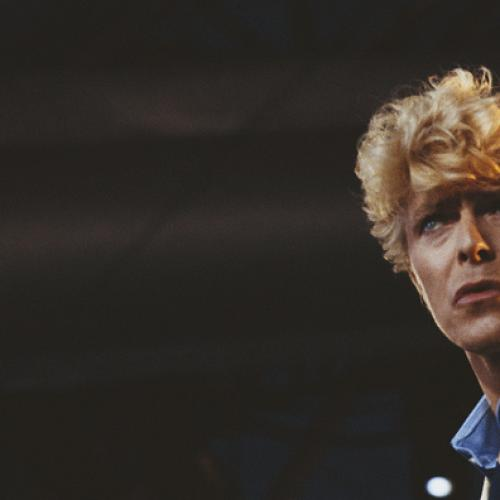 Lock of Bowie's Hair Sells for More Than $18K