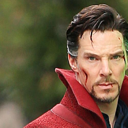Katherine Tulich Talks To Benedict Cumberbatch
