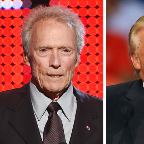 Clint Eastwood Praises Trump For Being Anti-PC