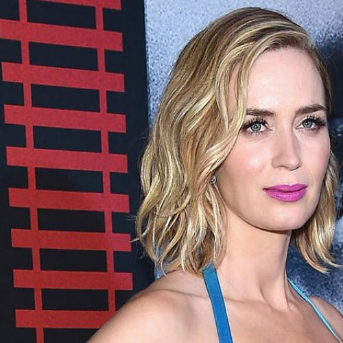 Katherine Tulich Talks With Emily Blunt