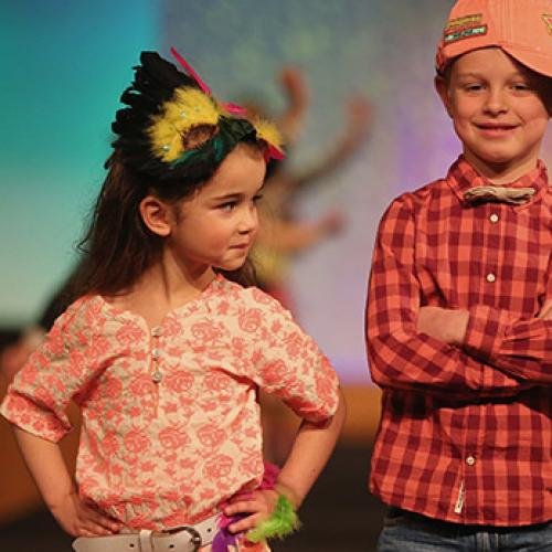 Let Kids Experiment With Fashion