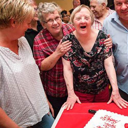 Oldest Woman With Down Syndrome Celebrates Milestone Bday
