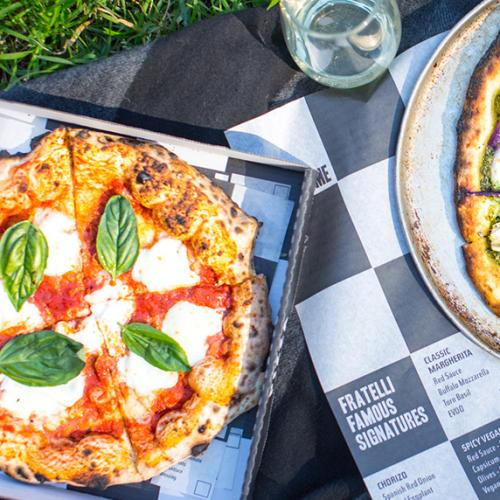 Sydney, There Are 500 Free Pizzas Up For Grabs Today