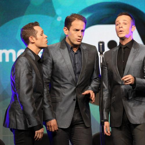 Human Nature Just Serenaded Us With Amazing Acapella Cover
