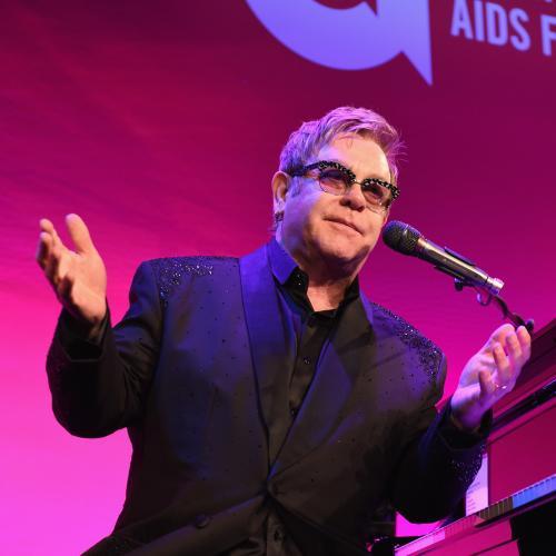 Elton John Denies Sexual Harassment