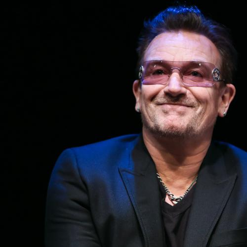 U2's Bono Says Amy Schumer And Chris Rock Could Stop Isis