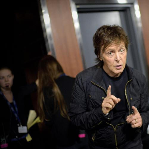 "Paul McCartney UK's ""Most Successful Album Artist"""