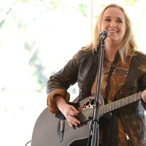Melissa Etheridge Recording Stax Records Tribute Album