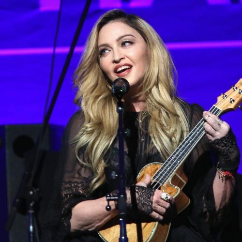 Madonna Crowned Top Touring Solo Artist