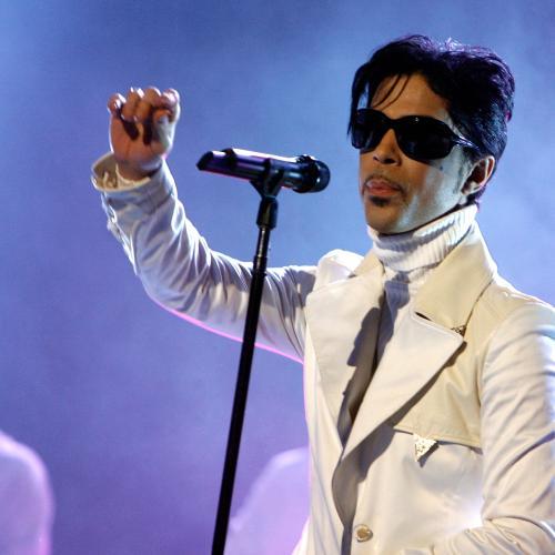 Prince for Cassette & Vinyl