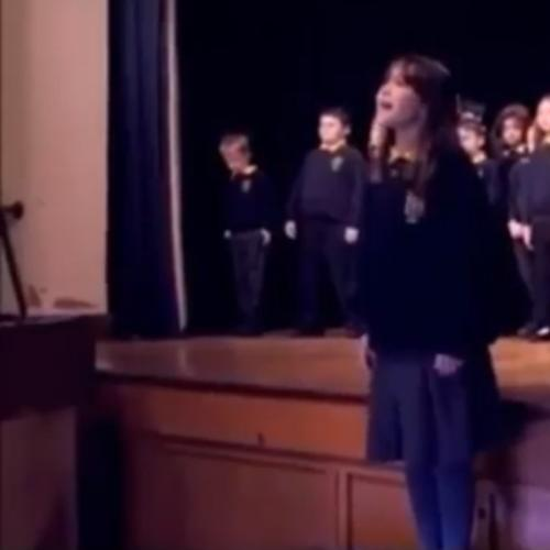 Girl, 10, With Autism Nails Leonard Cohen's 'Hallelujah'