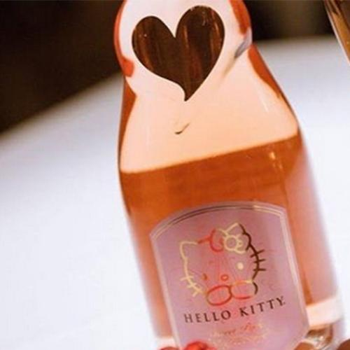 Hello Kitty Wine Will Change How You Celebrate Your Weekends