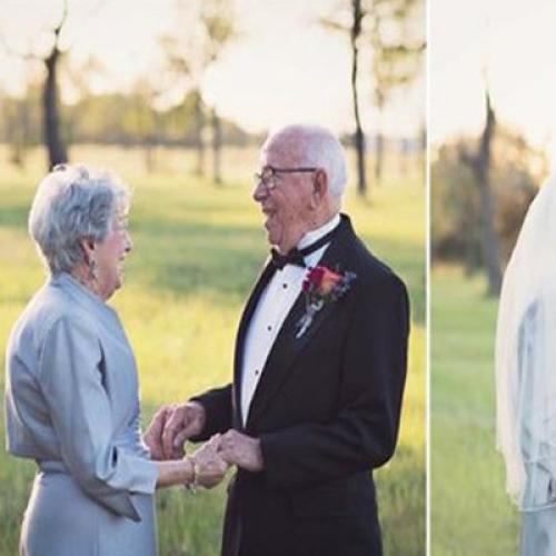 Couple's 70th Anniversary Celebrations Will Melt Your Heart