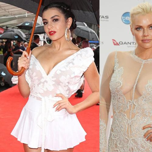 Huge Celeb Had Major Wardrobe Malfunction at The ARIAs