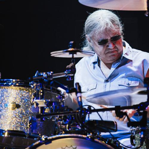 """Deep Purple's Ian Paice Suffers """"Mini Stroke"""""""