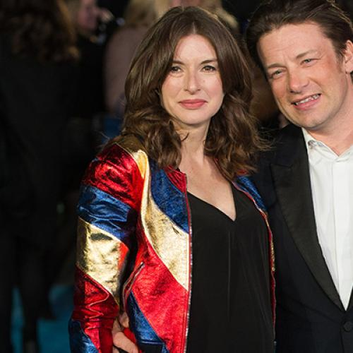 Jamie Oliver Hits Back After Being Slammed Over Son's Birth