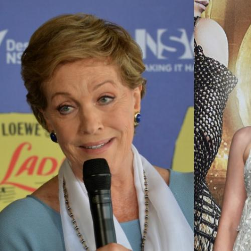 Julie Andrews Finally Responds To Emily Blunt's Mary Poppins