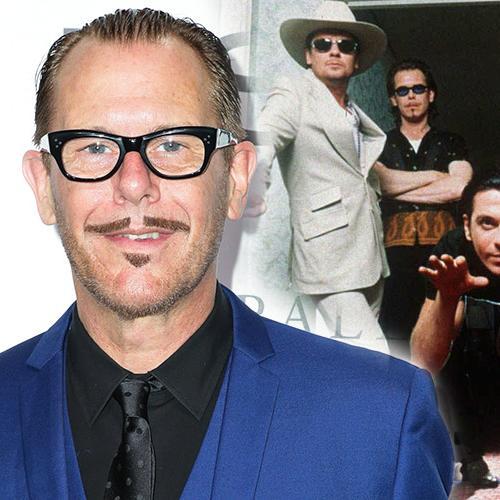 INXS' Kirk Pengilly Reveals How He Almost Went Blind