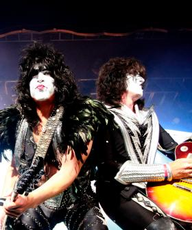 Gene Simmons On The Final Ever KISS Concert Tour!