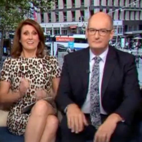 Sunrise's Kochie Goes Off Over Rival Today Show Slip-Up