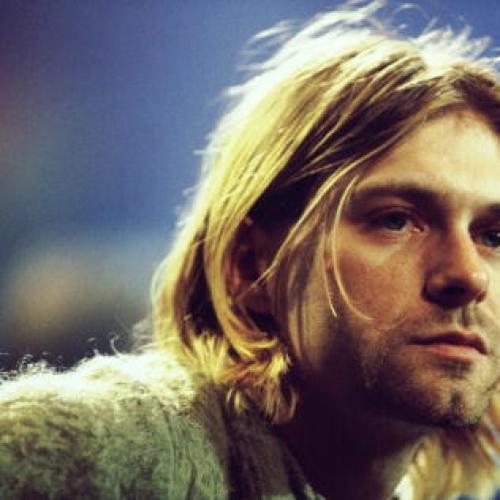 Kurt Cobain's Artwork For Touring Exhibition