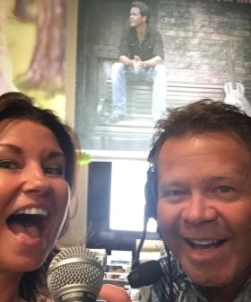 """""""She's In A Bit Of Pain"""" - Troy Cassar-Daley Gives Us An Update On Laurel's Surgery"""