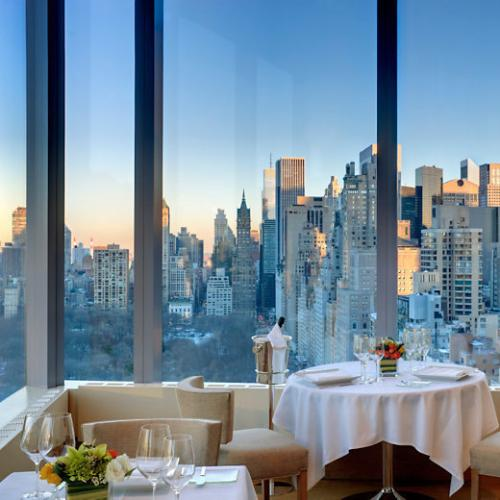 10 Amazing Restaurants With A View