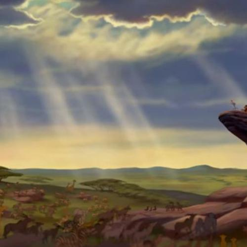 So This Is What Those 'Lion King' Intro Lyrics Mean