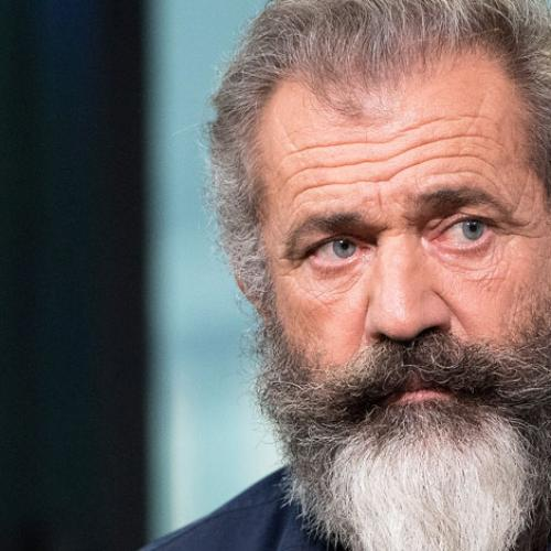 Katherine Tulich Talks With Mel Gibson About Hacksaw Ridge