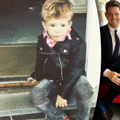 Amazing News For Michael Buble And His Family