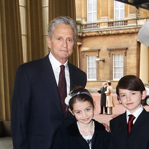 Michael & Catherine Zeta Jones's Kids Are Growing Up Fast