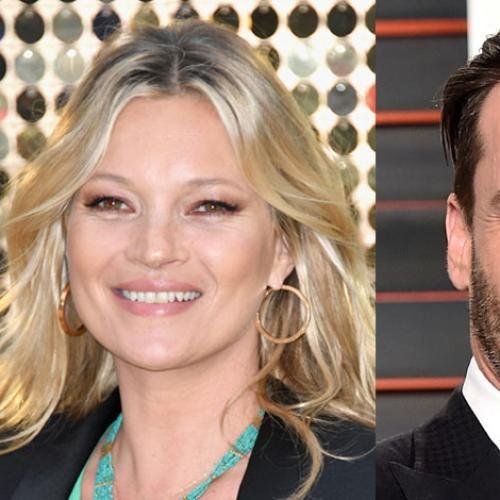 Katherine Tulich With Kate Moss And Jon Hamm
