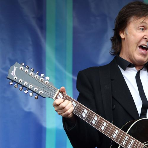 Paul McCartney To Star In The Pirates Of The Caribbean