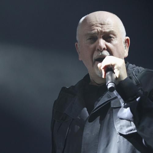 "Peter Gabriel's ""I'm Amazing,"" Inspired by Muhammad Ali"