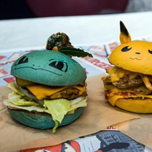 Sydneysiders Are Going Nuts Over 'Pokemon' Burgers!