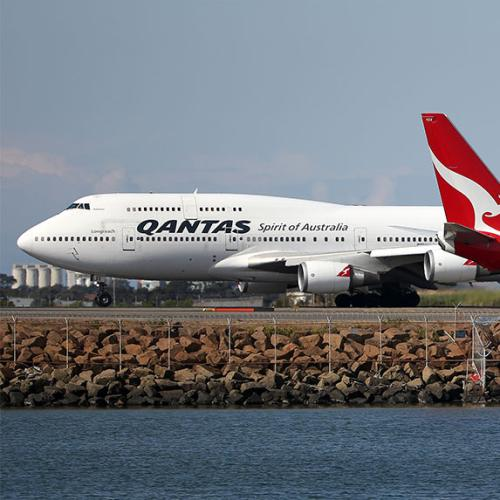Qantas Planes Don't Look Like This Anymore